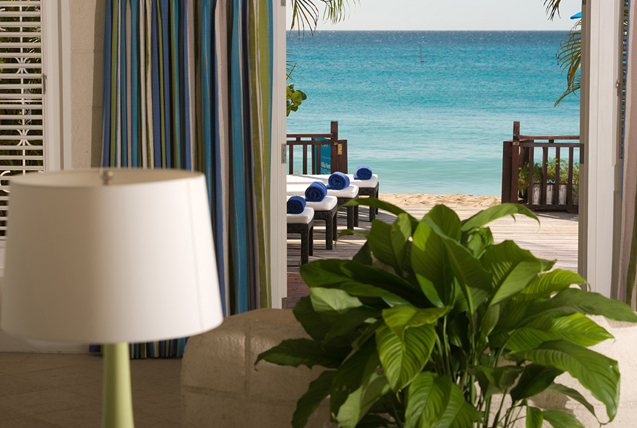 Bora Bora, a bright and airy holiday apartment, located directly on the popular Paynes Bay Beach Barbados