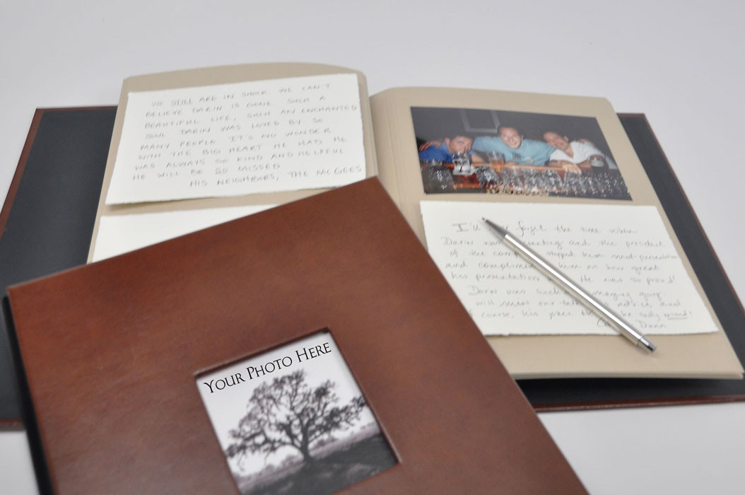 Well Wishes Memory Book By Blue Sky Papers