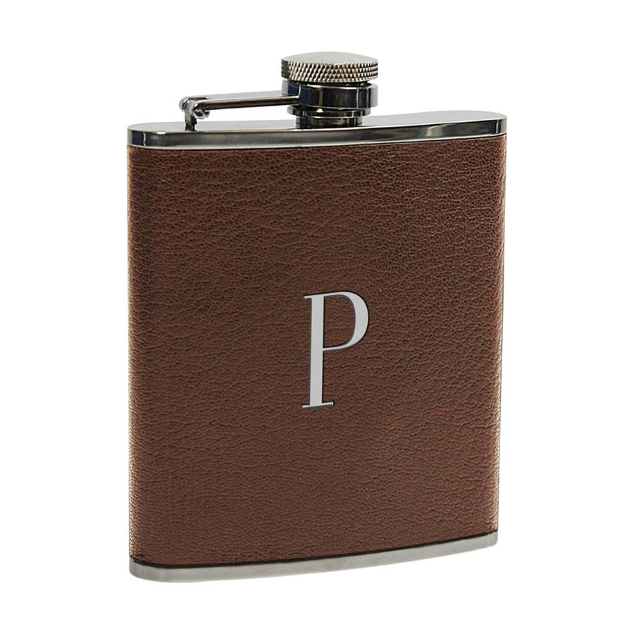 Personalized Leather Flask A Stylish And Suitable Gift