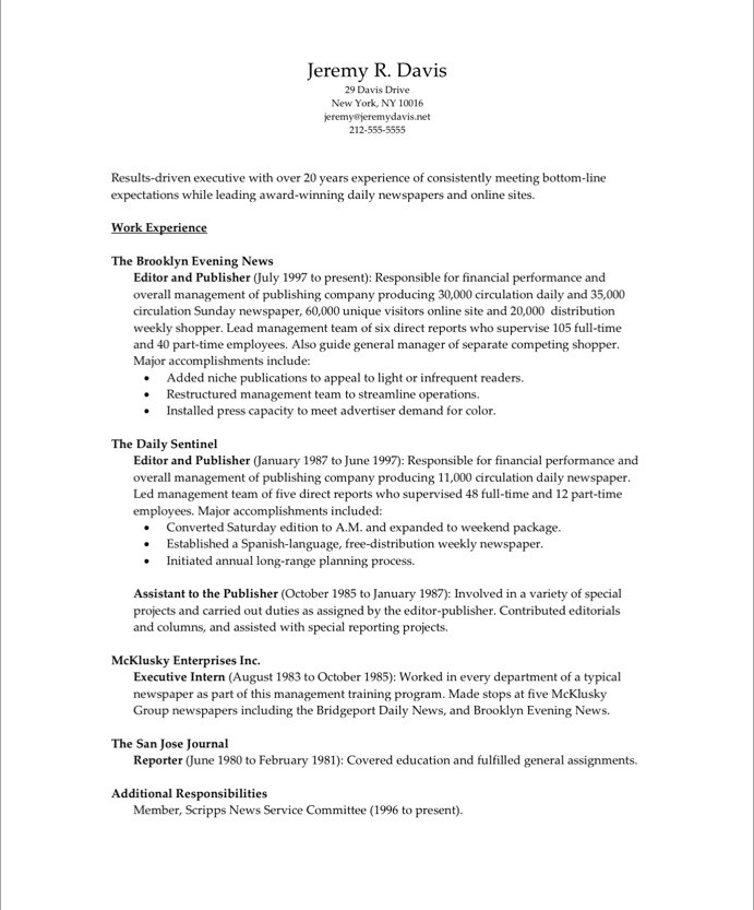 Perfect Opening Statement For Resume Fieldstation Co Within Opening Statement For Resume