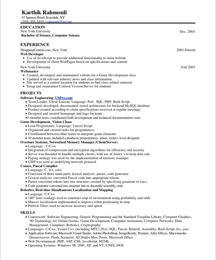 Volunteer Activities Resume Examples. volunteer work on resume ...