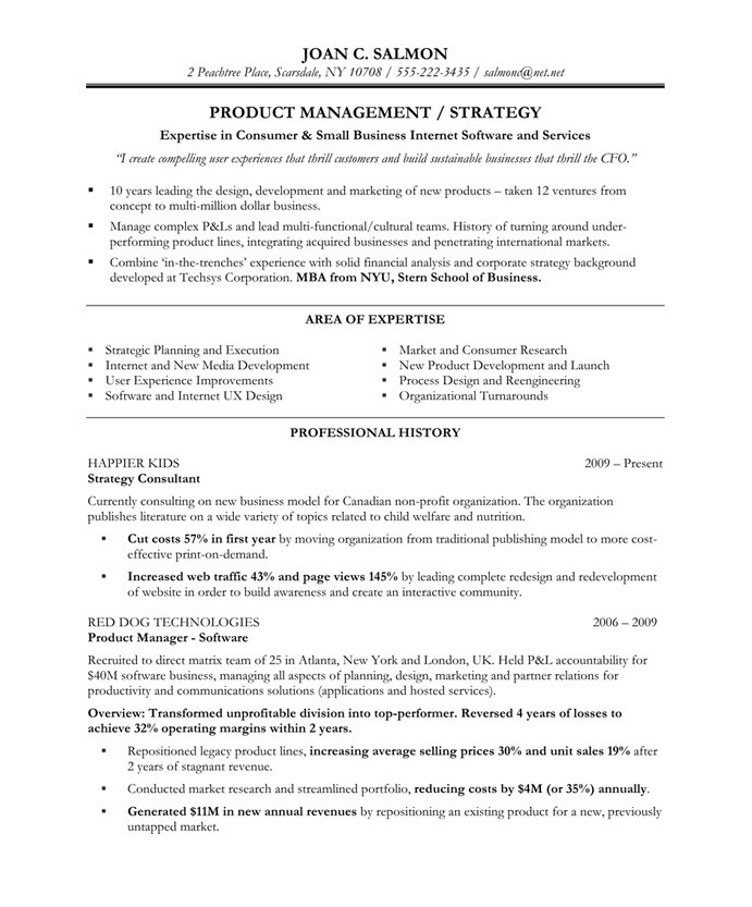traditional resume format guide to good professional cv samples