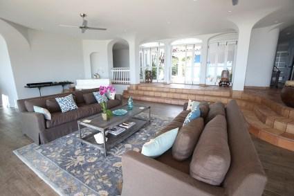 Livingroom - 321 Front st Lahaina