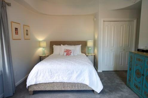 vacation rental bedroom maui