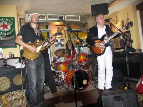 Robbert Fossen Blues Band (foto credits : Hans Greven)