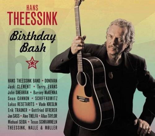 Hans Theessink - Birthday Bash