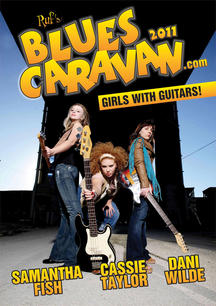 Blues Caravan 2011