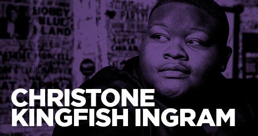 Christone Kingfish Ingram Blues Peer 2020