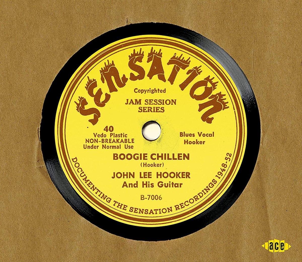 John Lee Hooker - Documenting The Sensation Recordings 1948-52