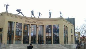 Horsens Ny Teater Foto: Jakob Wandam