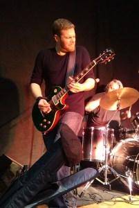 Jakob Green (Jake Green Band). Foto: Jakob Wandam