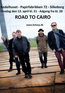 Road to Cairo