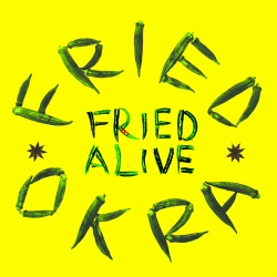 Anmeldelse: Fried Okra: Fried alive (Gateway Music OKRA-05)