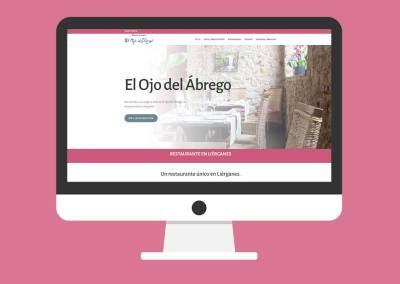 Página Web El Ojo del Ábrego