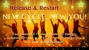 Blue Sol Shamanism Release Restart