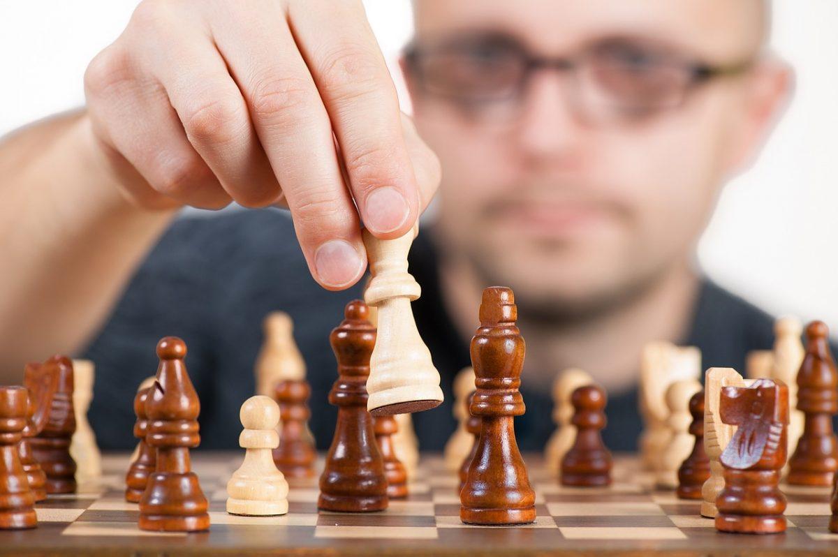 Recruitment v chess
