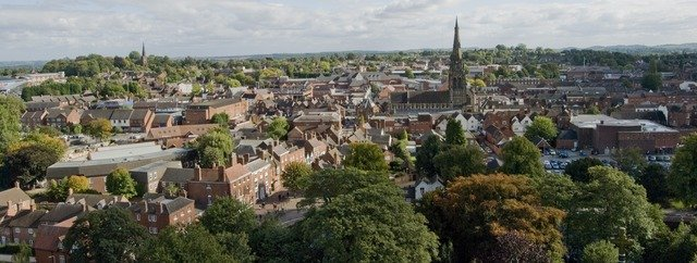 Lichfield - a great city if you're a CAD Software Developer!