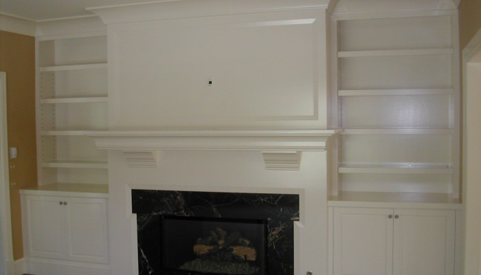 Custom closets,Entertainment center, storage cabinetry