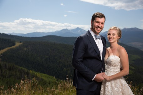 Colorado Wedding Photography Services | Blue Spruce Wedding Photo | Justin and Chase