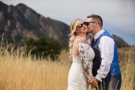 Colorado Wedding Photography Services | Blue Spruce Wedding Photo | Jenn and Tim