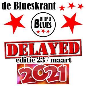Editie 23 van Dé Blueskrant