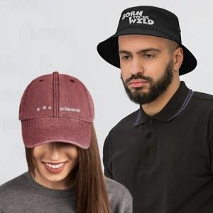 Caps & Bucket Hats