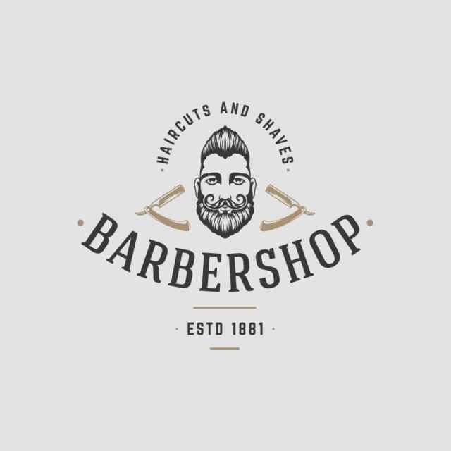 Gentleman Barber Logo