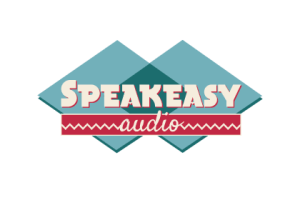 Speakeasy Audio Logo Concepts