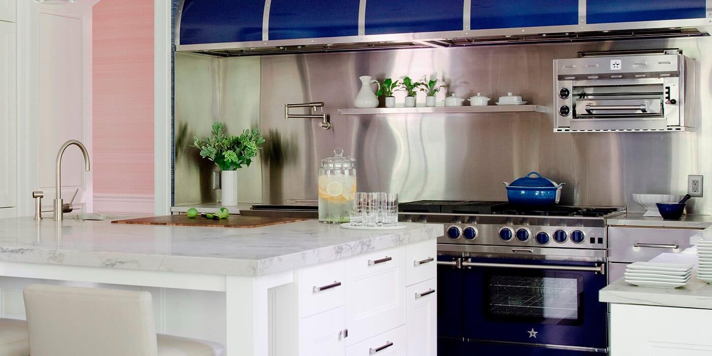 Professional Grade Ranges Stoves Amp Hoods BlueStar Cooking