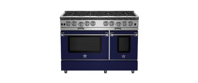 BlueStar Platinum Series Range in Cobalt Blue