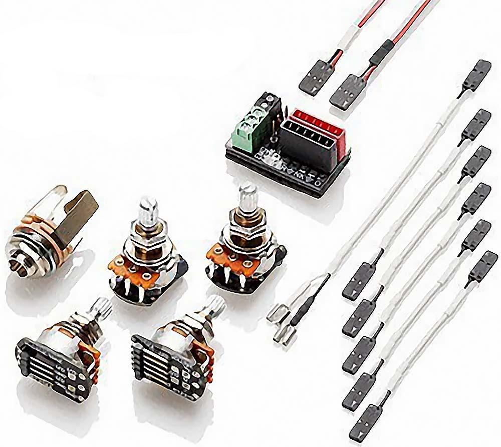 Emg Hz Solderless Wiring Kit For Passive Humbuckers