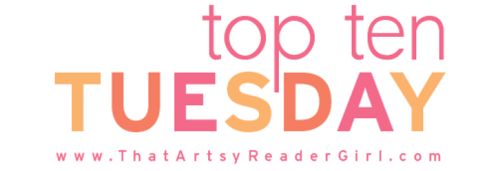 Top Ten Tuesday | Recent eReader Additions