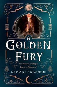 Blog Tour | A Golden Fury by Samantha Cohoe