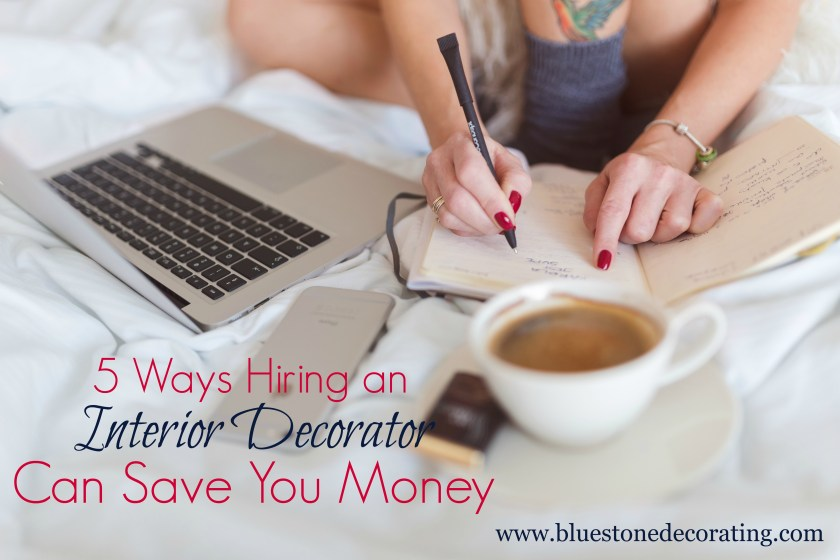 Toss aside the idea that interior decorators are only for the rich and famous. In reality, they can save you a great deal of time, money, and headache medications. Here are 5 great reasons to hire an interior decorator to help you with your home projects.