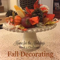 "Bluestone Decorating's ""Home for the Holidays"" Challenge Week 2"