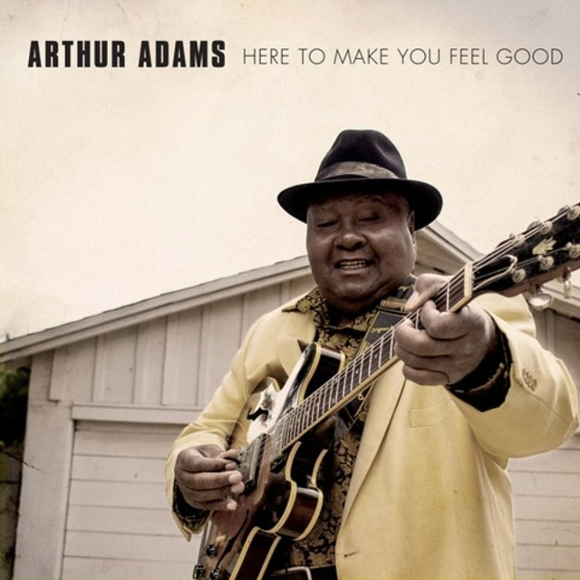 ++++Arthur Adams - Here To Make You Feel Good