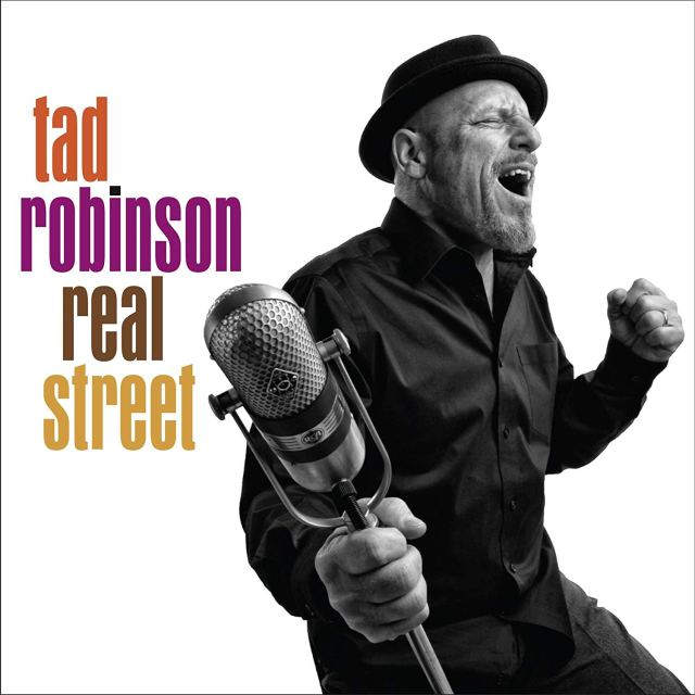 ++++Tad Robinson - Real Street