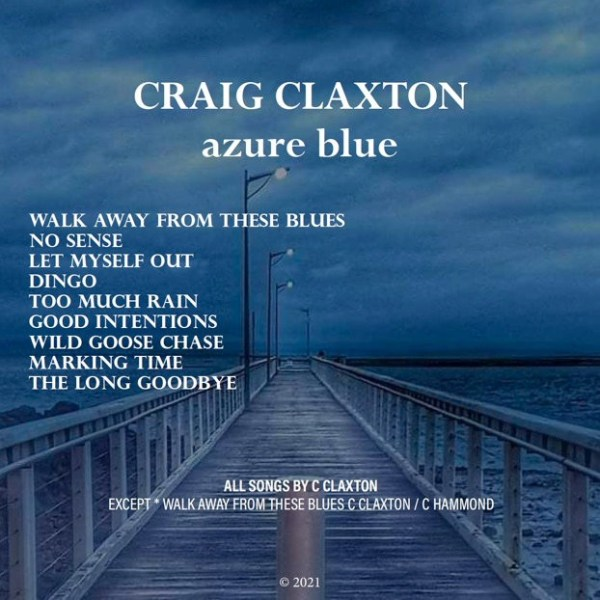 Craig Claxton - Azure Blue - back