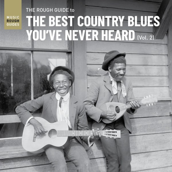 Various Artists - The Rough Guide To The Best Country Blues You've Never Heard Vol. 2
