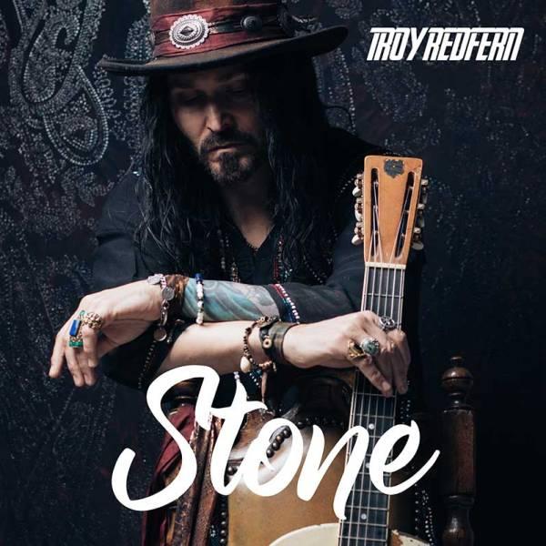 Troy Redfern - Stone_single-artwork_1