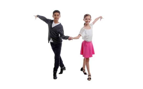 Dance classes for kids: Ballroom and Latin - Memphis, TN