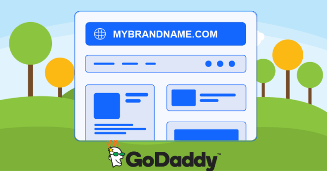 godaddy website