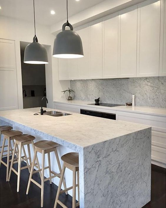 Stunning Marble Bench Tops Amp Beautiful Alternatives