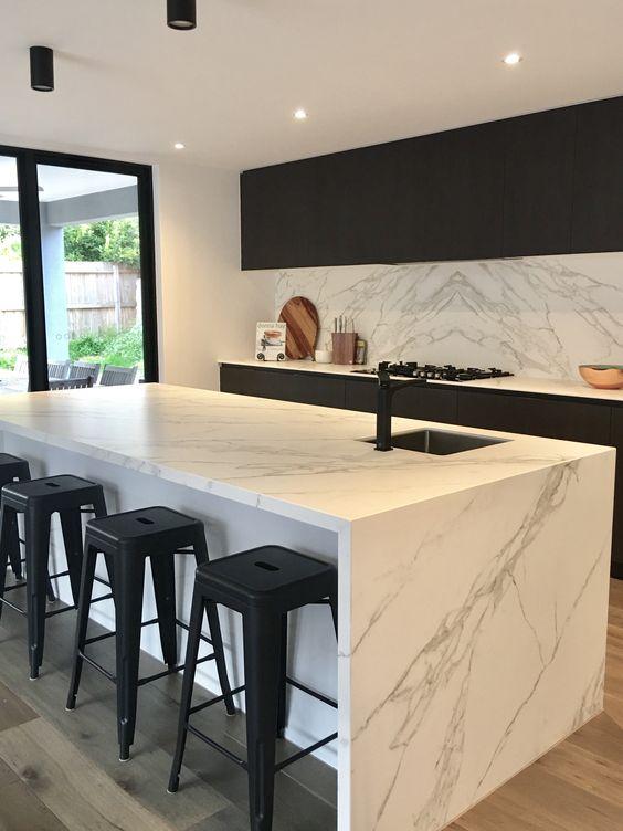 Stunning Marble Bench Tops Amp Beautiful Alternatives