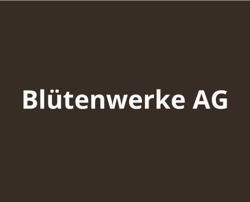 blütenwerke wird eine AG