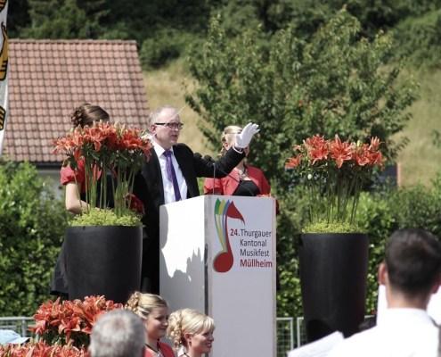 Thurgauer Kantonalmusikfest 2014 - Impressionen