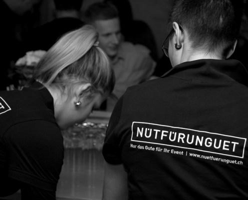 Zusammenarbeit mit Nütfürunguet Events GmbH