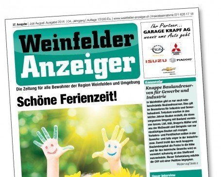 blütenwerke ist Bronce-Sponsor am 24. Thurgauer Kantonalmusikfest