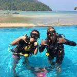 Discover scuba diving, padi dive centre