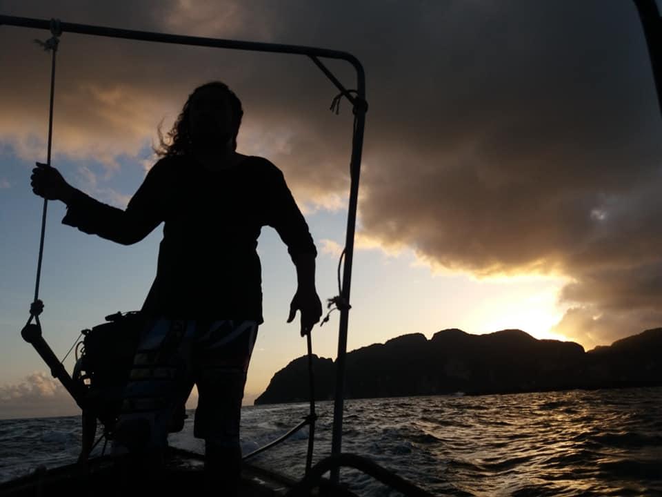 diving prices private rental boat phi phi
